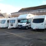 caravan storage in Shevington